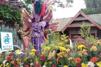 Parade Bunga Beautiful Malino.